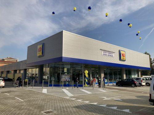 MD si rafforza nella città di Alessandria, con un secondo punto di vendita