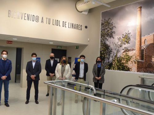 LIDL investe 2,9 milioni di euro e apre il suo primo store a Linares in Andalusia