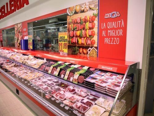 Il gruppo Unicomm apre un nuovo supermercato MEGA a Montebelluna