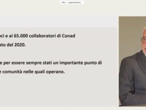 Conad nel 2020 porta il fatturato a 15,7 miliardi di euro (+10,2%) e completa l'acquisizione della rete Auchan