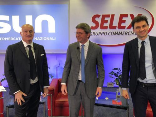 Il Consorzio SUN entra in SELEX Gruppo Commerciale