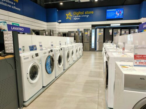 EURONICS con lo store all'interno di Maximo rafforza la presenza del brand nella Capitale