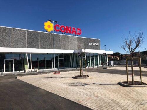 CONAD NORD OVEST apre a Piombino (Livorno) un nuovo supermercato