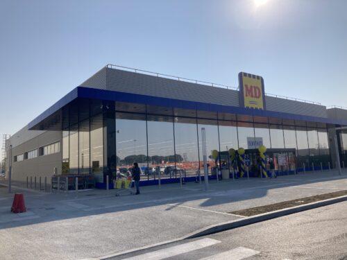 La Buona Spesa di MD conquista Ravenna, con il primo punto di vendita