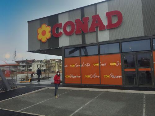 CIA CONAD apre a San Mauro Pascoli (FC) un nuovo supermercato