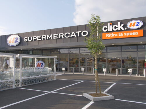 A Vimodrone apre un nuovo supermercato U2