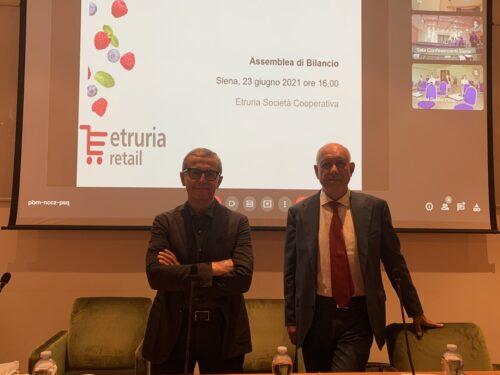Etruria Retail chiude il 2020 con 450 milioni di euro di vendite