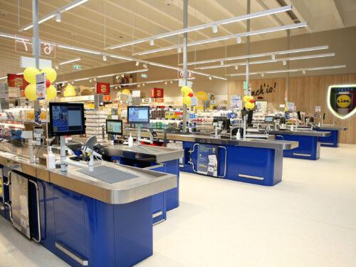 LIDL apre un nuovo punto di vendita a Torino