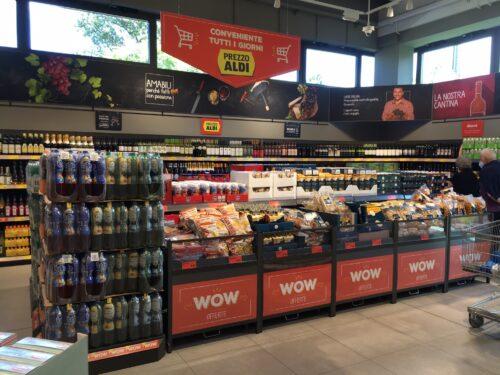 ALDI apre il suo primo store a Monza e rafforza la sua presenza in Lombardia