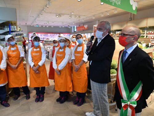 Inaugurato il Conad City La Villa di via Osoppo a Cesena