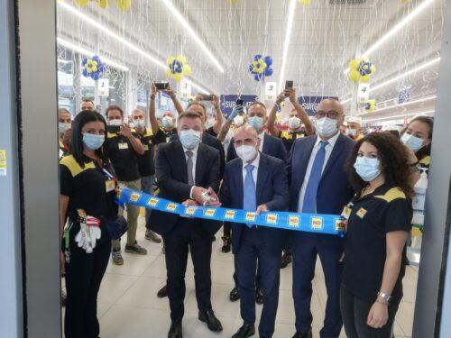 MD si rafforza su Catania: aperto il quinto punto di vendita