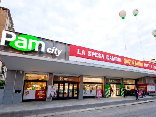 Il primo Pam City arriva a Milano